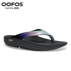 ウーフォス OOFOS リカバリーサンダル OOlala Luxe(502006060) applesp