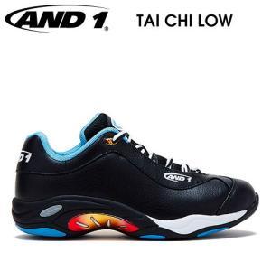 AND1/アンドワン メンズ バスケットボールシューズ TAI CHI LOW D301MBL(d301mbl)|applesp