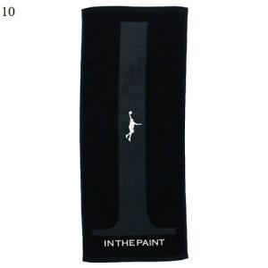 IN THE PAINT インザペイント タオル TOWEL バスケットボール 2019FW(itp19353)