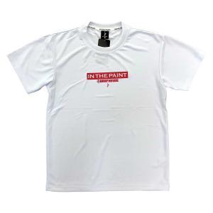 IN THE PAINT インザペイント オリジナルTシャツ バスケットボール プラクティス半袖シャ...