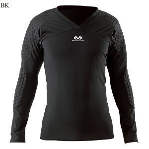 マクダビッド/McDavid HEX GKシャツ ロングスリーブシャツ サッカー ゴールキーパーウェア(m7731) applesp