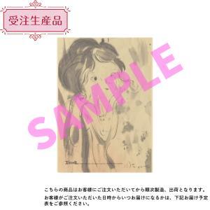 『ETERNAL』パスケース メリッサ 水墨画|appli-style