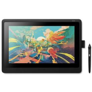 Wacom ワコム 15.6型液晶ペンタブレット エントリーモデル DTK1660K0D Cinti...