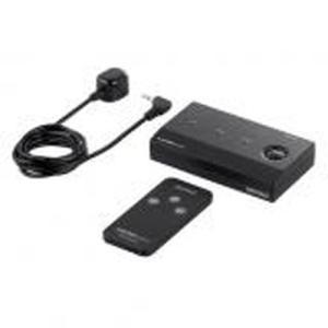 BUFFALO バッファロー BSAK302 HDMI切替器 3台用 リモコン付 お取り寄せ