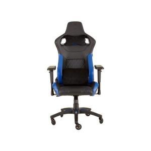 CORSAIR ゲーミングチェア T1 RACE Black/Blue (CF-9010014-WW) お取り寄せ|applied-net