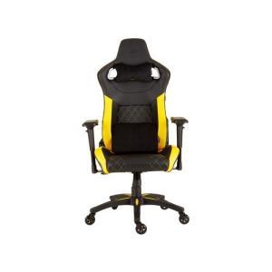 CORSAIR ゲーミングチェア T1 RACE Black/Yellow (CF-9010015-WW) お取り寄せ|applied-net
