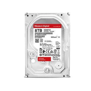 WD80EFAX 8TB 内蔵HDD 3.5インチ SATA600 256MB 内蔵型ハードディスクドライブ WESTERN DIGITAL ウェスタンデジタル applied-net
