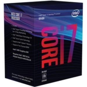 (CPU)インテル(intel) Core i7 8700 BOX(プロセッサ名:Core i7 8700/(Coffee Lake-S) クロック周波数:3.2GHz ソケット形状:LGA1151)