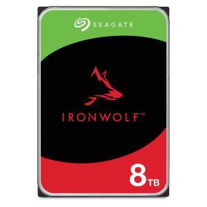 3.5インチ内蔵HDD 8TB SATA600 IRONWOLF SEAGATE シーゲイト ST8...