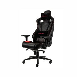 NBL-PU-RED-003 Caseking noblechairs EPIC レッド オフィス、ワークチェア お取り寄せ 5台セット ポイント10倍 メーカー直送 代引き不可|applied-net