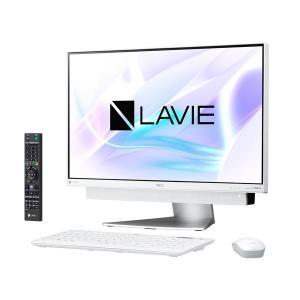 DA770/KAW PC-DA770KAW NEC 日本電気 LAVIE Desk All-in-one 23.8インチ 2018年春モデル ホワイトシルバー Core i7 メモリ 8GB Office付き Windowsデスクトップ|applied-net