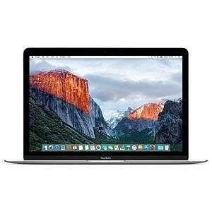 Apple Mac ノート MacBook Retinaディスプレイ 1200/12 MNYH2J/A  シルバー
