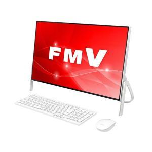 FH52/C2 FMVF52C2W 富士通 FUJITSU FMV ESPRIMO 23.8インチ Celeron Dual-Core メモリ 4GB HDD 1TB Win 10 Home 64bit Office付き Windowsデスクトップ|applied-net