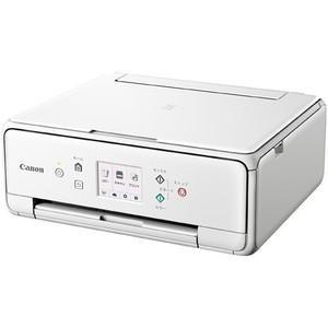 CANON PIXUS TS6030 [ホワイト](インクジェット/ A4 / 4800x1200dpi / コピー/スキャナ)