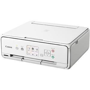 CANON PIXUS TS5030 [ホワイト](インクジェット/ A4 / 4800x1200dpi / コピー/スキャナ)