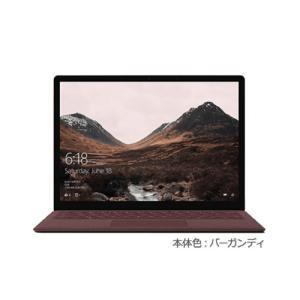 DAM-00058 マイクロソフト Surface Laptop Microsoft ノートパソコン 13.5インチ 法人用 バーガンディ Core i7 SSD 512GB メモリ 16GB Win10 S|applied-net