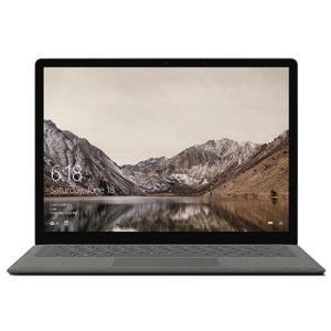 Surface Laptop DAJ-00085 ノートパソコン マイクロソフト Microsoft Office付 グラファイトゴールド 13.5インチ Core i7 SSD 256GB メモリ 8GB Win10 S|applied-net