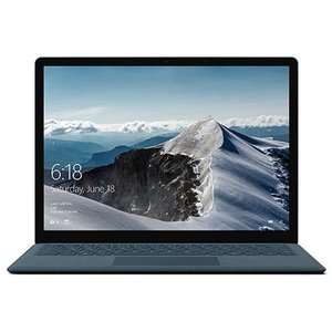 Surface Laptop DAJ-00087 ノートパソコン マイクロソフト Microsoft Office付 コバルトブルー 13.5インチ Core i7 SSD 256GB メモリ 8GB Win10 S|applied-net