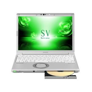 パナソニック Panasonic ノートパソコン CF-SV7HDGQR Let's note SV7 12.1インチ Win10 Pro office付 i5 8250U 4コア SSD 256GB メモリ 8GB|applied-net