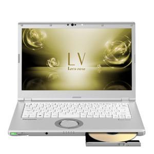 CF-LV7HFBQR Let's note パナソニック Panasonic ノートパソコン 14インチ Core i5 SSD256 メモリ 16GB LTE対応 Office2016 シルバー ポイント10倍|applied-net