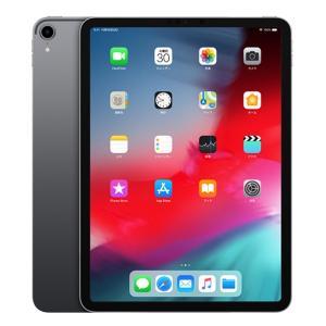 タブレットPC Apple アップル iPad Pro 11インチ Wi-Fi 64GB 2018年...
