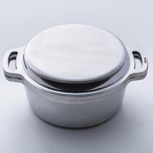 KING 無水鍋 18cm 1.8L 600032 - 品-の商品画像|ナビ