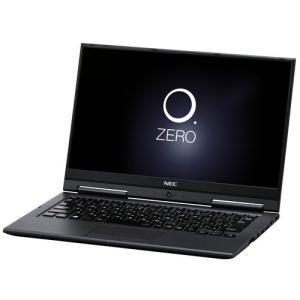 PC-HZ750GAB NEC LAVIE Hybrid ZERO ノートパソコン 13.3インチ メテオグレー Core i7 7500U 2.7GHz 2コア SSD 256GB メモリ 8GB Windows 10 Home 64bit|applied-net