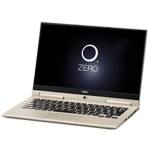 PC-HZ550GAG LAVIE Hybrid ZERO NEC ノートパソコン 2017年春モデル プレシャスゴールド 13.3インチ Core i5 7200U 2.5GHz 2コア SSD 256GB メモリ 4GB applied-net