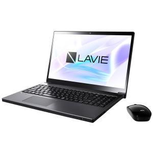 PC-NX750LAB LAVIE Note NEXT NEC ノートパソコン 2018年秋冬モデル グレイスブラックシルバー 15.6インチ Core i7 8550U 1TB HDD + 16GB メモリ 8GB|applied-net