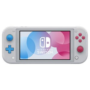 Nintendo Switch Lite ザシアン ザマゼンタ ゲーム機本体 任天堂 携帯ゲーム機 ...