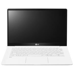 LG gram 14Z990-GR35J ノートパソコン 14インチ ホワイト Core i3-8145U SSD 128GB メモリ 4GB Win10Home64bit カスタマイズ可 Office追加可能|applied-net