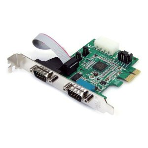 StarTech PEX2S952 [シリアル増設 PCI Expressインターフェースカード(2ポート)]|aprice