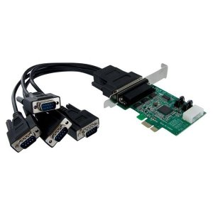 StarTech PEX4S952 [シリアル増設 PCI Expressインターフェースカード(4ポート)]|aprice