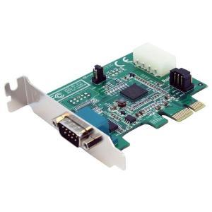 StarTech PEX1S952LP [シリアル増設 ロープロファイルPCI Expressインターフェースカード(1ポート)]|aprice