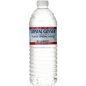 Crystal Geyser クリスタルガイザー500ml×...