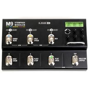 Line6 M9 Stompbox Modeler ストンプボックスモデラー