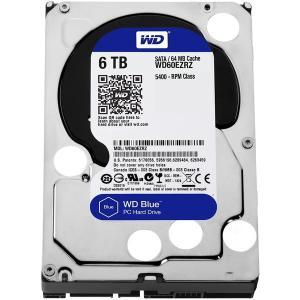WESTERN DIGITAL WD60EZRZ-RT WD Blue [3.5インチ内蔵HDD(6TB)]