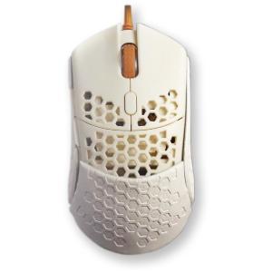 Finalmouse fm-ultralight2-capetown ホワイト ゲーミングマウス(光...