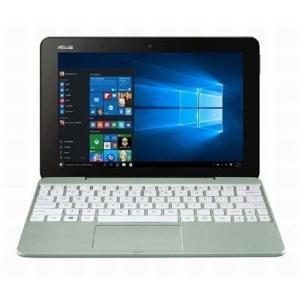 ASUS T101HA-GREEN ミントグリーン [タブレットPC 10.1型ワイド液晶 2GB]|aprice