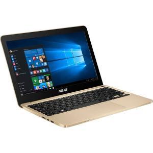 ASUS E200HA-8350G ゴールド VivoBook E200HA [ノートパソコン 11.6型ワイド液晶 eMMC32GB]|aprice