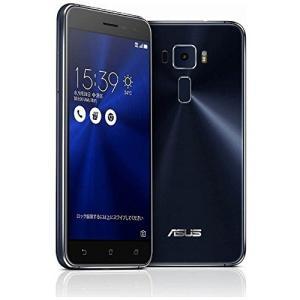 ASUS ZE520KL-BK32S3 サファイアブラック ZenFone 3 [SIMフリースマートフォン(メモリ3GB/eMCP32GB)] aprice