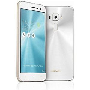 ASUS ZE520KL-WH32S3 パールホワイト ZenFone 3 [SIMフリースマートフォン(メモリ3GB/eMCP32GB)] aprice