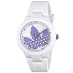 ADIDAS アディダス ADH3144 ホワイト/パステルパープル ABERDEEN アバディーン [腕時計] aprice