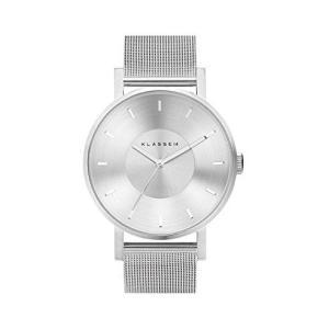 (ポイント2倍) KLASSE14 クラス14 VO14SR002M シルバーメッシュ [腕時計] aprice