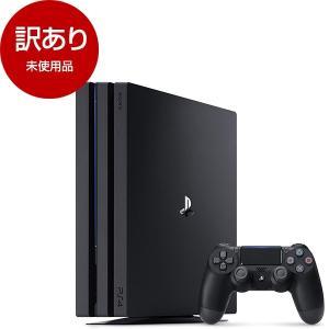 未使用品 SIE CUH-7200BB01(メーカー保証6カ月以上) ジェット・ブラック PlayStation4 Pro(HDD1TB) アウトレット|aprice