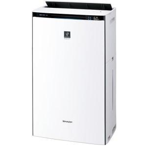 SHARP KI-LS70-W ホワイト系 加湿空気清浄機 (空気清浄〜31畳/加湿〜19畳)|XPRICE PayPayモール店