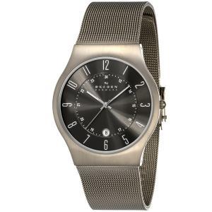 SKAGEN スカーゲン 233XLTTM Titanium Date チタニウム デイト [腕時計] aprice