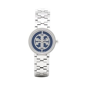 TORY BURCH トリーバーチ TRB4010 シルバー×ブルー [腕時計] aprice