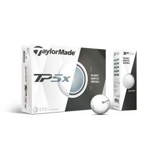 テーラーメイド TP5X ゴルフボール 1ダース(12個入り)【日本正規品】|aprice