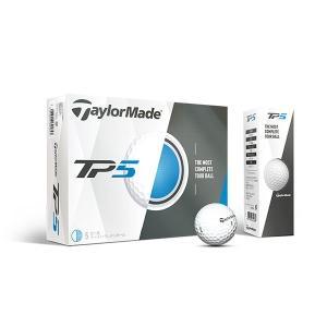 テーラーメイド TP5 ゴルフボール 1ダース(12個入り)【日本正規品】|aprice